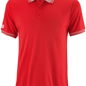 TEAM POLO – Wilson Red – Herren